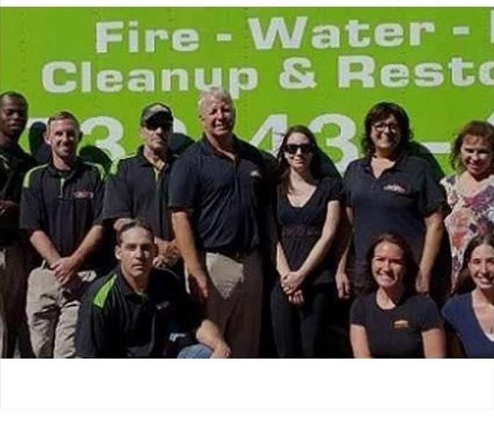 SERVPRO of South Jersey City/Bayonne Staff