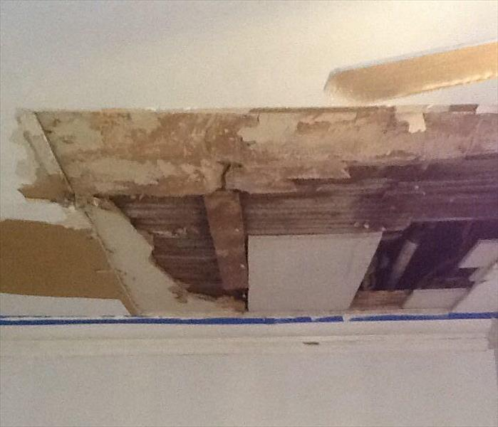 Damaged Ceiling in Jersey City, NJ