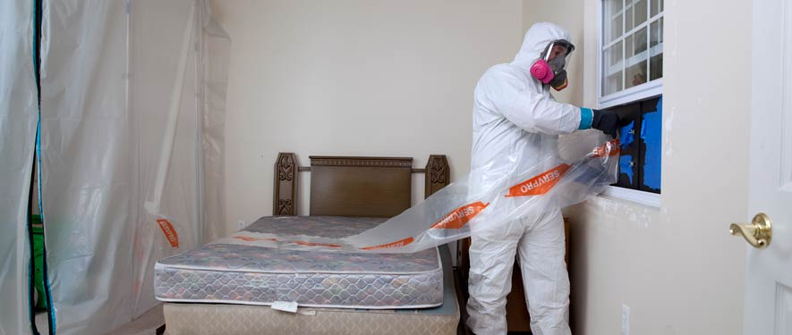 Jersey City, NJ biohazard cleaning